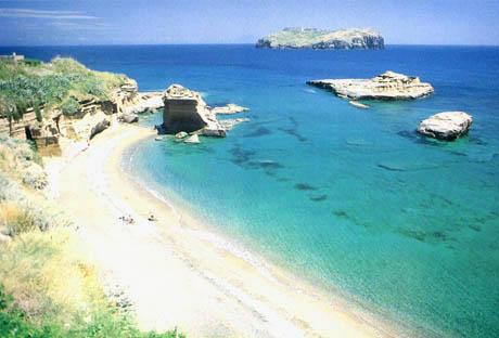Spiagge Ventotene
