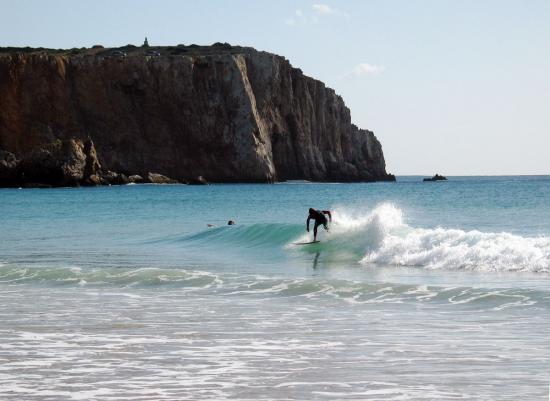 Quali sono spiagge per surf ad Algarve