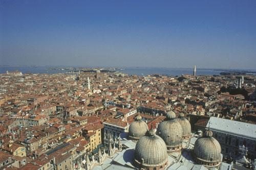 Tre itinerari non turistici Venezia