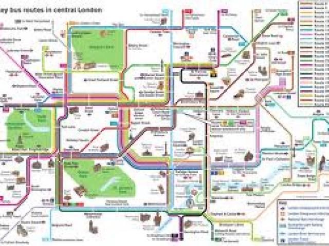 Londra Cartina Monumenti.Quali Sono Fermate Metro Monumenti Londra Viaggiamo