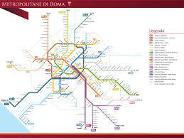 Quali sono fermate metro monumenti Roma