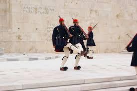 Come assistere al cambio guardia ad Atene