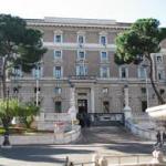 Itinerario colle Viminale Roma