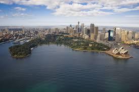 Come raggiungere Royal Botanic Garden e Domain Trust a Sidney