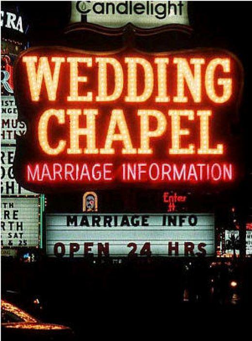 Quali sono documenti per sposarsi a Las Vegas