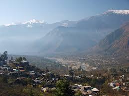 Trekking sull'Himachal Pradesh in India