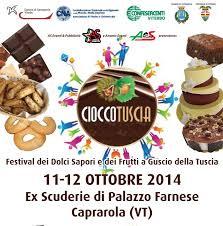 Date e programma Cioccotuscia 2014