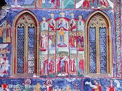 Itinerario fra i monasteri dipinti di Bucovina in Romania
