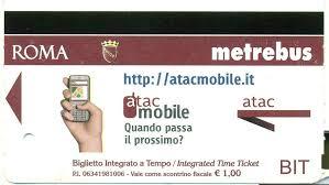 Quanto costa viaggiare sulla metro a Roma?