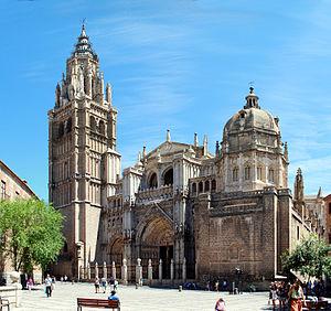 Come arrivare cattedrale Santa Maria De Toledo