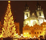 Il mercatino di Natale di Praga per bambini