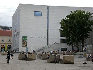 Come arrivare al Museo Leopold di Vienna
