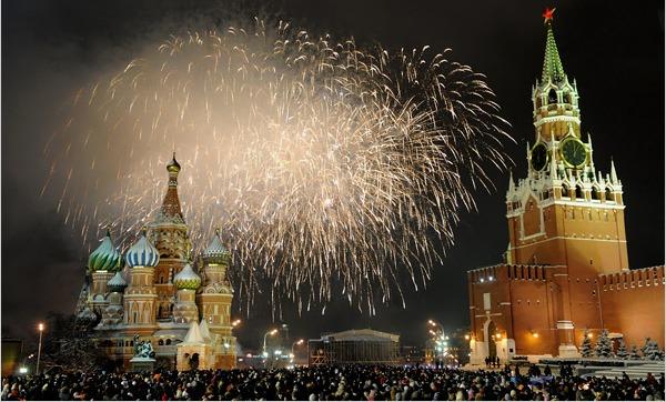 Mosca, che cosa fare a Capodanno