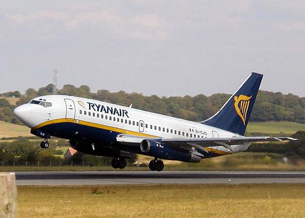 Quali sono voli low cost Londra Ryanair