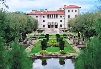 Come arrivare al Giardino della Villa Medicea di Castello