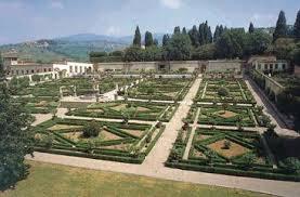 giardino villa medicea