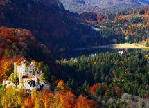 itinerario romantico in germania