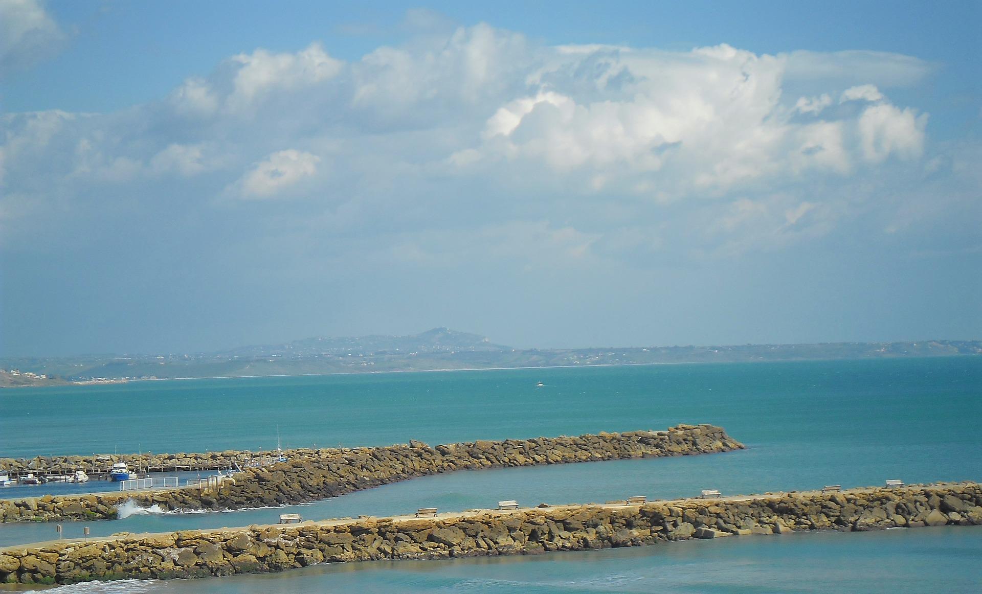 Spiaggia della Marinella a Palinuro