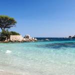 Come raggiungere spiaggia della Palombaggia in Corsica