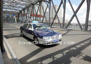 Quanto costa prendere un taxi a Shangai