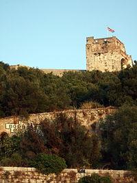 Come raggiungere Castello Moresco Gibilterra