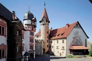 Tour castelli medievali della Turingia