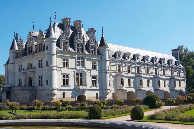 Tour castelli della Loira