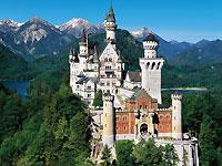 Tour castelli della Baviera