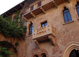 Come raggiungere casa di Giulietta a Verona