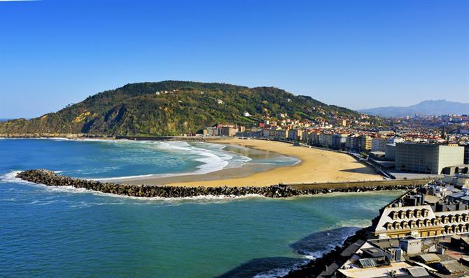 Quali sono le migliori spiagge del Paesi Baschi
