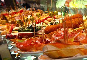 Tapas, i tipici antipasti spagnoli
