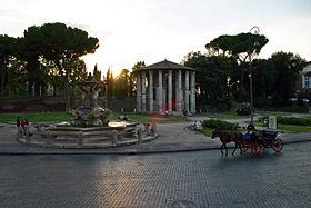 Itinerario Rione Ripa Roma