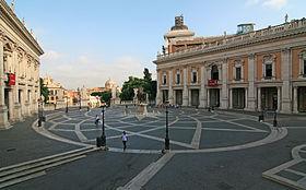 Itinerario Rione Campitelli Roma