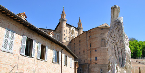 Come arrivare Palazzo Ducale Urbino
