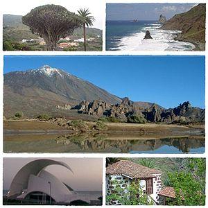 Tenerife, l'isola delle Canarie