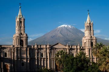 Che cosa vedere ad Arequipa in Perù in tre giorni