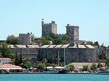 Il Castello di San Pietro a Bodrum