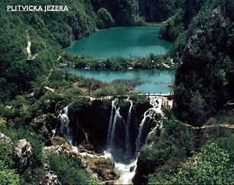 Tutti i parchi nazionali della Croazia