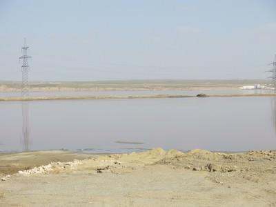 Il Lago Rosa a Baku, come arrivare