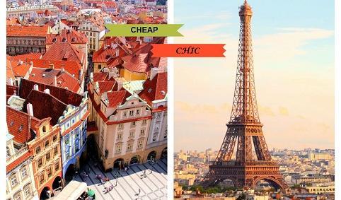 Europa, le tre mete più costose per weekend in autunno