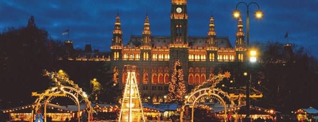 Tutti i mercatini di Natale a Vienna