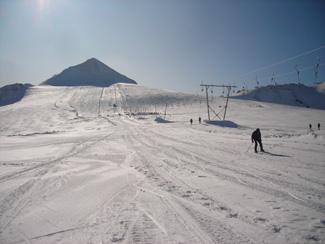 Quali sono le piste da sci estivo sullo Stelvio