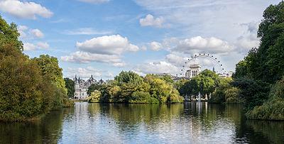 Itinerario St. James's Park a Londra
