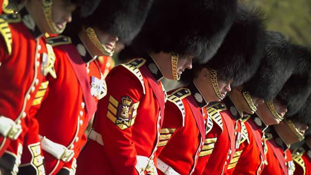Come assistere al cambio della guardia Buckingham Palace