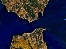 Come visitare colonne d'Ercole Stretto di Gibilterra