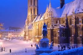 Qual è clima Budapest dicembre