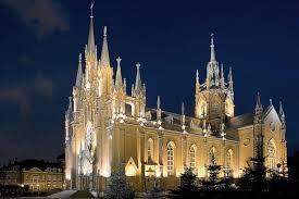 Tour chiese cattoliche di San Pietroburgo