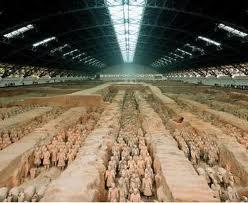 Come visitare l'armata dell'imperatore a Shangai:
