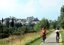 Tutte le piste ciclabili di Mantova