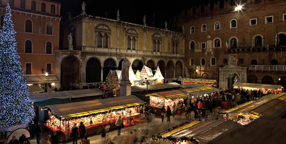 Date e orari Mercatini di Natale a Verona